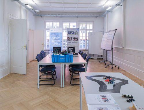 Schülerforschungszentrum Region Freiburg  −  Ein Ort des Tüftelns, Erkundens und Forschens